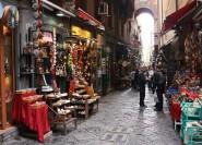 Neapel: Spaccanapoli-Tour mit der Vespa