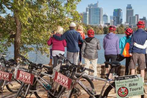 Austin: 1.5-Hour Lady Bird Lake Bike Tour