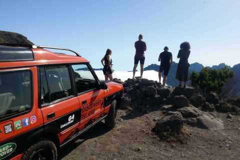 Madeira: Full-Day Porto Moniz Jeep Tour