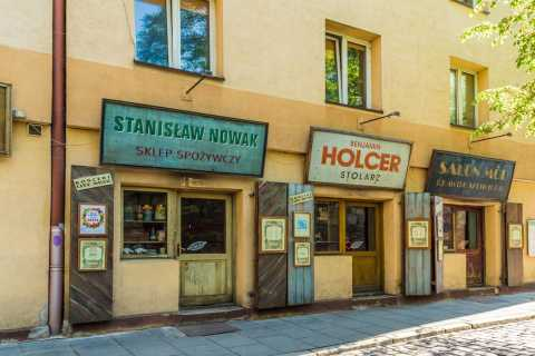 Cracovie: visite privée à pied du quartier juif de Kazimierz