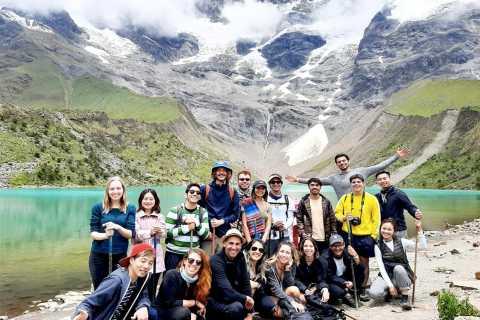 Cusco: 2-Day Humantay Lake and Machu Picchu Tour