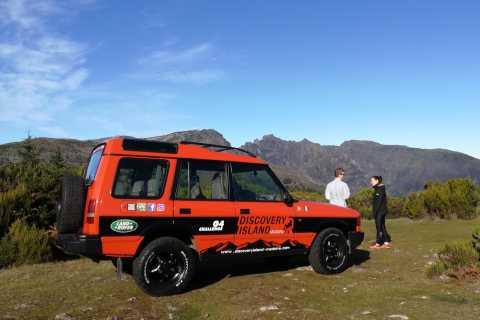 Madeira: Half-Day Pico Arieiro Jeep Tour