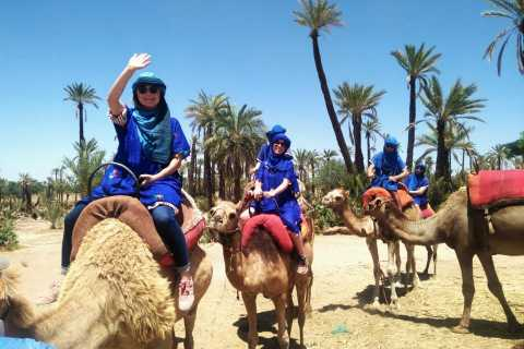 Marrakech: Camel Ride in the Oasis Palmeraie