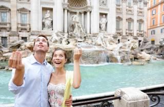 Ab Neapel: Ganztägige Stadtrundfahrt in Rom