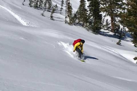 Salt Lake City: Wasatch Backcountry Skiing with Lift Ticket