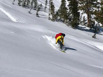 Salt Lake City: Wasatch Backcountry Skiing mit Liftkarte