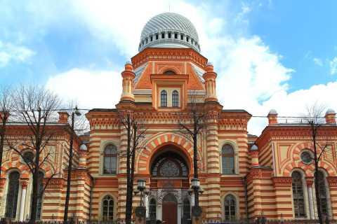 St. Petersburg: Jewish Heritage Tour