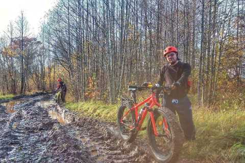 Visaginas: All-Terrain Fatbiking Tour