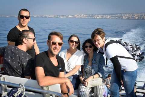 Capri: Passeio de Barco Mar e Cidade saindo de Nápoles