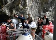 Ab Neapel: Meer- und Stadt-Sightseeing-Bootstour nach Capri