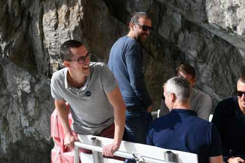 Costiera sorrentina e Capri: tour in barca da Sorrento