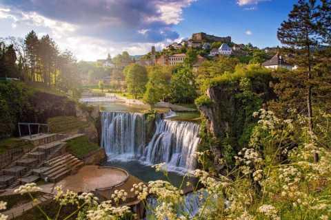 From Sarajevo: Day Tour to Jajce and Travnik