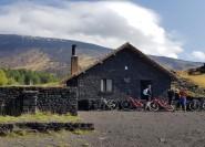 Taormina: Umrundung des Ätna mit dem Mountainbike