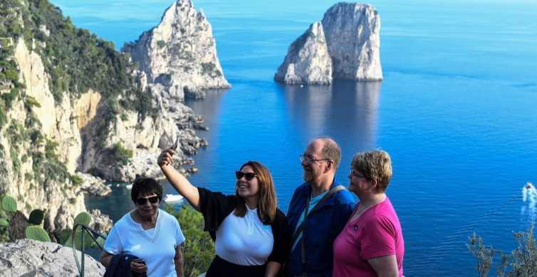 Capri: Guided Capri and Anacapri Experience