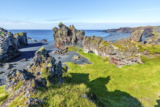 De wonderen van Snæfellsnes Peninsula