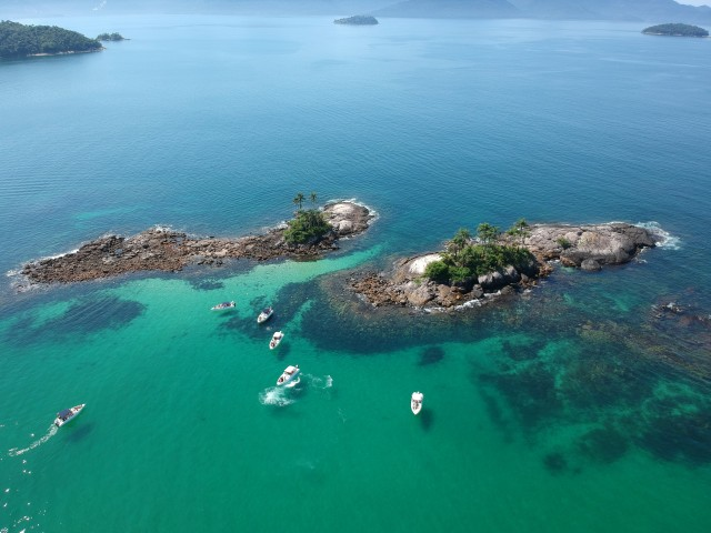 From Rio: Angra dos Reis Islands with Boat Tour and Lunch