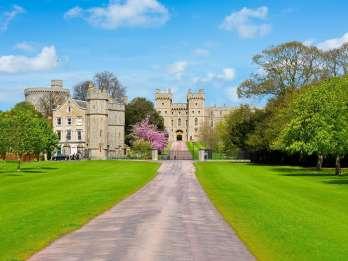 Ab London: Stonehenge, Windsor & Bath - Tagestour per Bus