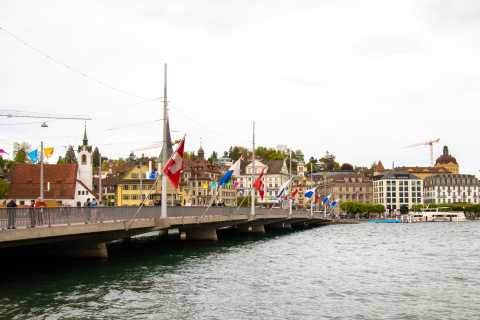 Lucerne: Art and Culture Tour with a Local Guide
