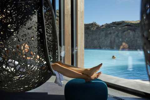 Blaue Lagune: Retreat Spa-Ausflug & Private Umkleidekabine