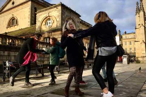 Bath: Silent Disco Guided Walking Tour