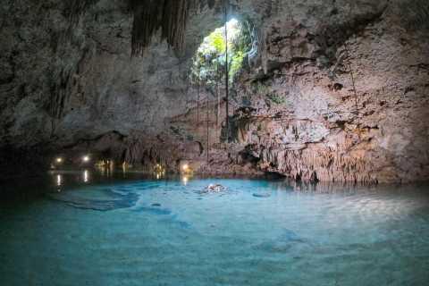 Desde Cozumel: tour guiado de un río subterráneo