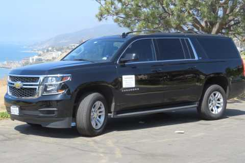 Los Angeles: Private Transfer to/from Las Vegas