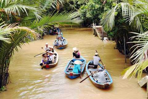 Ho Chi Minh: Mekong Delta Discovery Tour