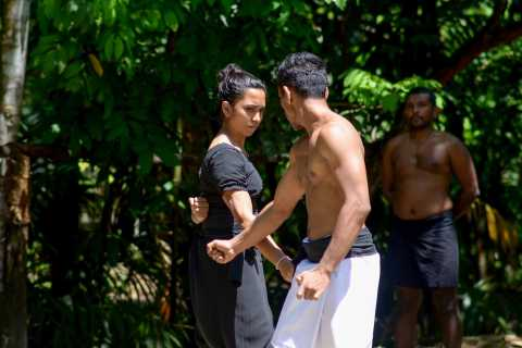 Colombo: Angampora Martial Arts Show Private Half-Day Tour