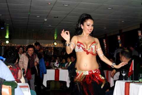 Orient Bosphorus Dinner and Show Cruise