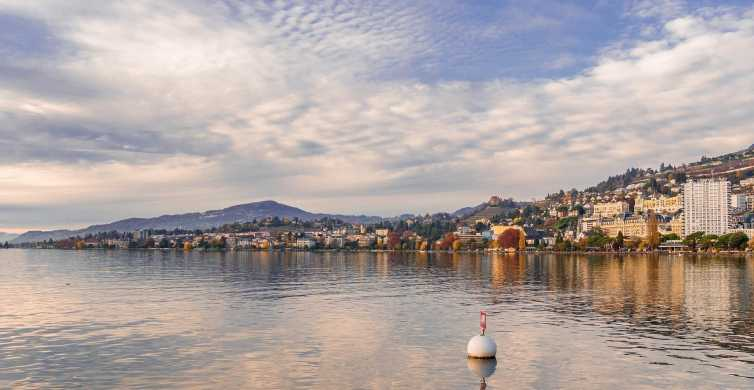 Montreux: 1-Hour Discovery Walk