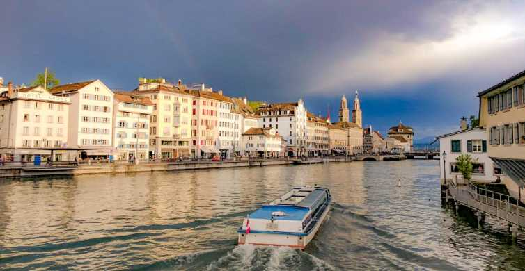 Zurich: Architectural and Historical Walking Tour