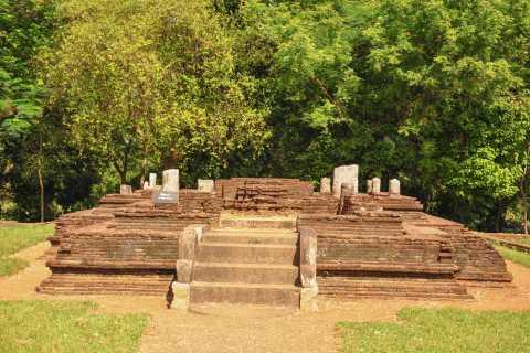 From Kandy: Panduwasnuwara & Yapahuwa Guided Tour