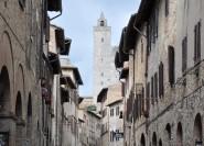 Florenz: Ganztägige private Tour durch Chianti und San Gimignano