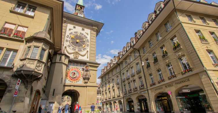 Bern: 1-Hour Must-See Express Tour