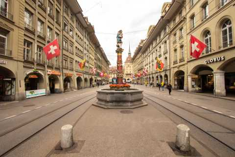 Bern: Art and Culture Tour with a Local Guide