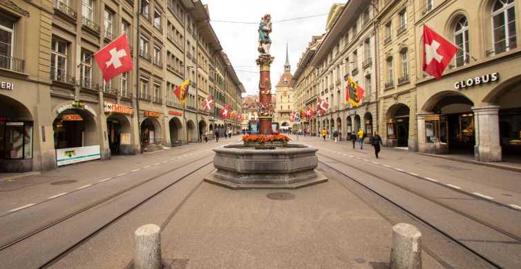 Bern: Kunst- und Kulturtour mit lokalem Guide