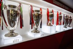 Liverpool Football Club: Ingresso Museu