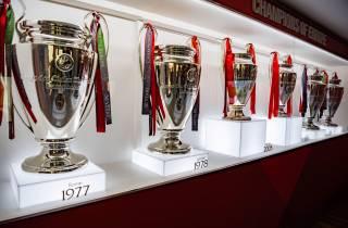 Liverpool Football Club: Museum-Ticket