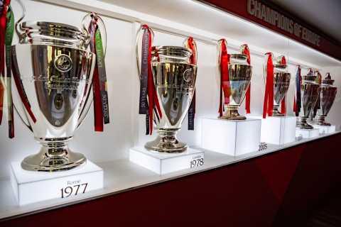 Liverpool Football Club: ticket museum