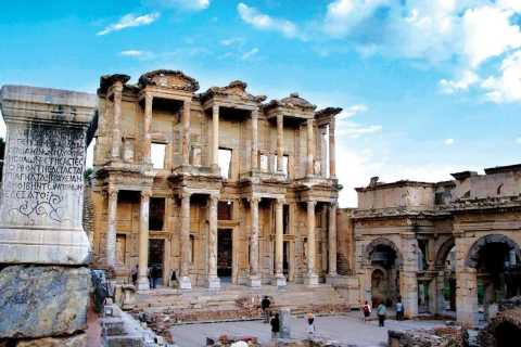Selcuk: Full-Day Ephesus and House of Virgin Mary Tour