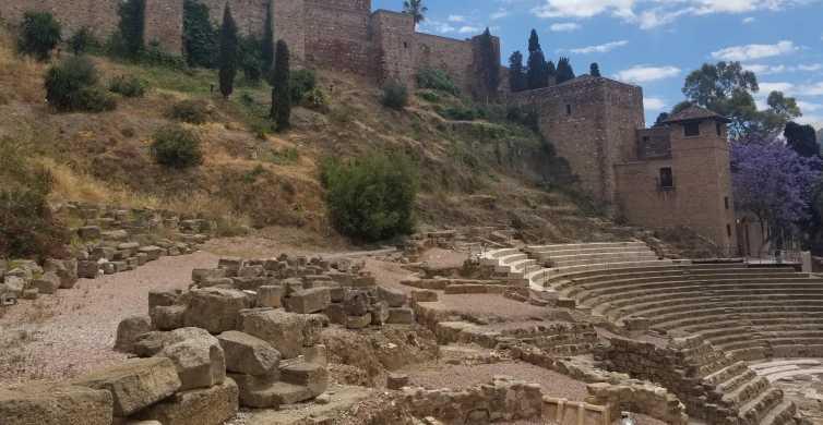 Malaga: Fast-Track Alcazaba and Moorish Spain Tour
