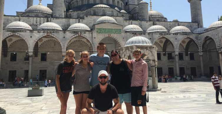Istanbul: Hagia Sophia, Blue Mosque, and Grand Bazaar Tour