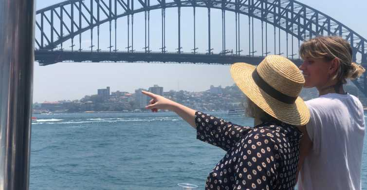 Sydney Harbor: Cruise with BBQ Lunch & Optional Snorkel