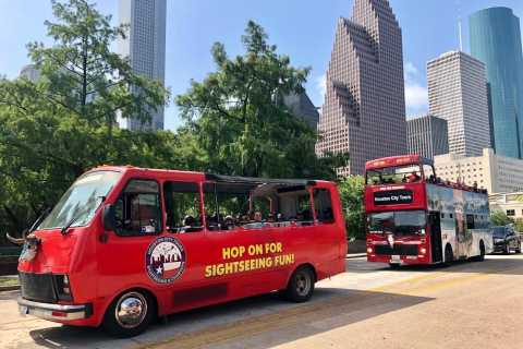 Houston: Top-5 Attractions Pass with Transportation