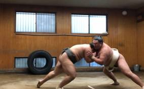 Tokyo: Sumo Wrestling Morning Practice Tour