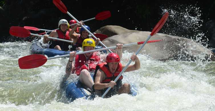 Mission Beach: Tully River White Water Sports Rafting