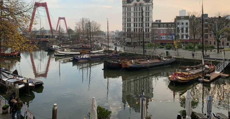 Rotterdam og Haag: Tur med besøk til keramikkfabrikk
