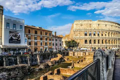 Rome: Guided Bike Tour