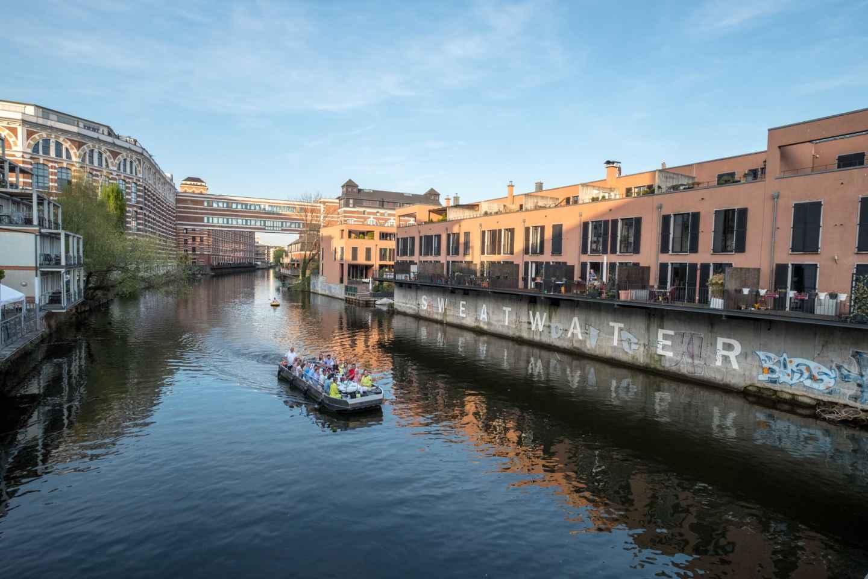 Leipzig: 2-stündige Kanal- und Hafenrundfahrt
