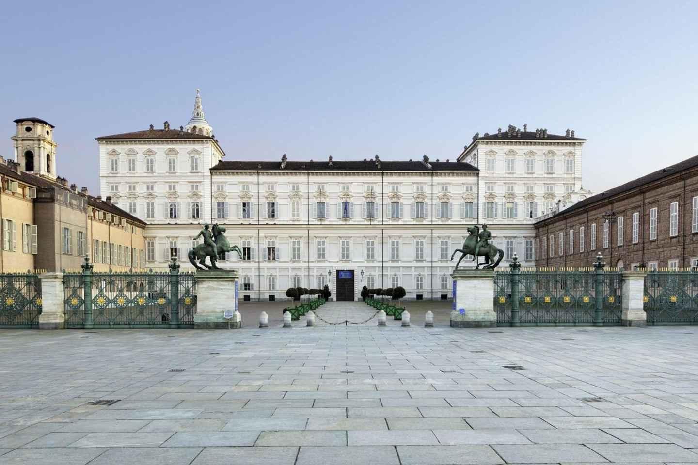 Turin: 3-stündige Tour mit Eintritt in den Palazzo Reale
